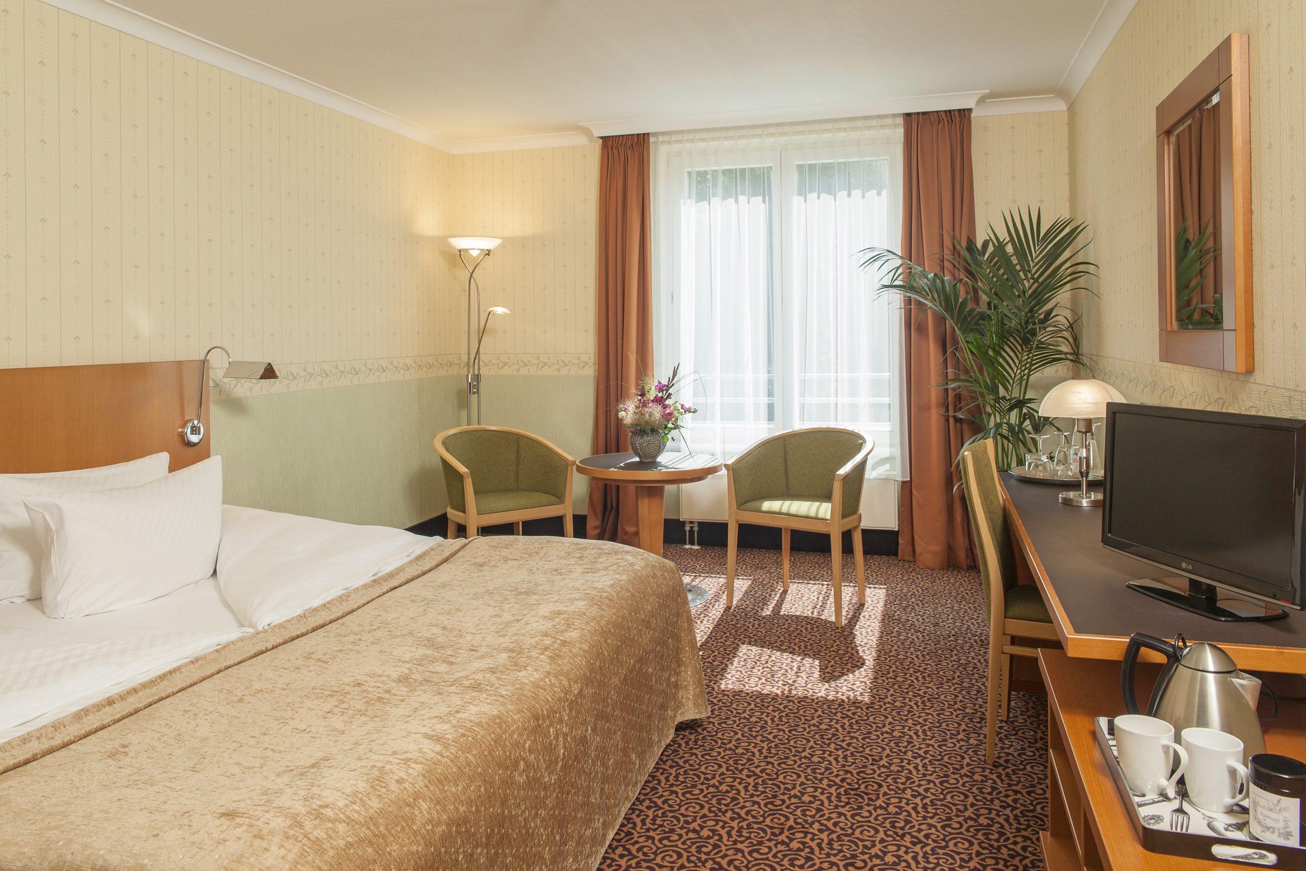 Zimmerbeispiel Parkhotel Görlitz