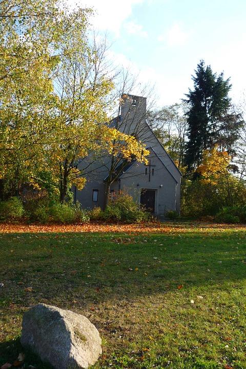 Bachkirche bei Forst