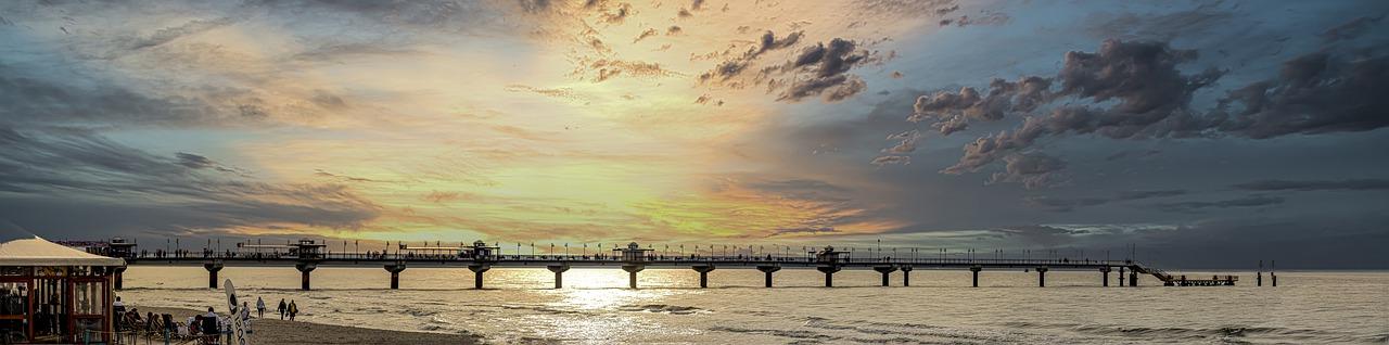 Misdroy Seebrücke
