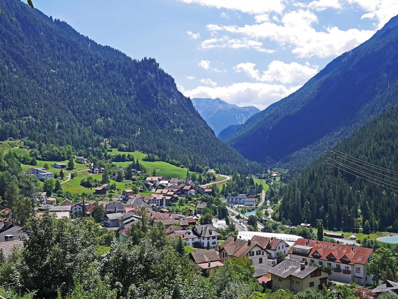Albula-Valley