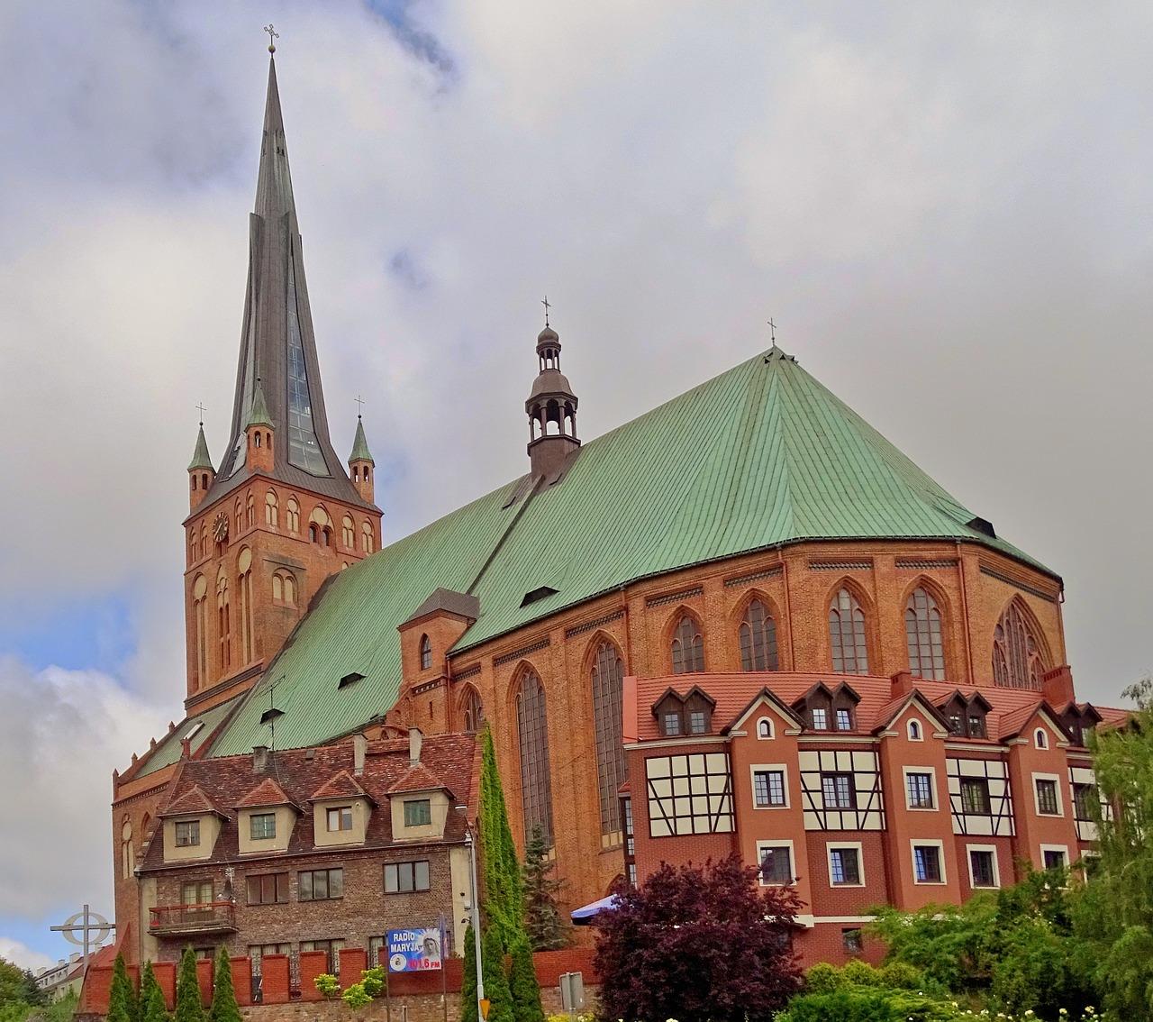 Stettin Jakobuskathedrale