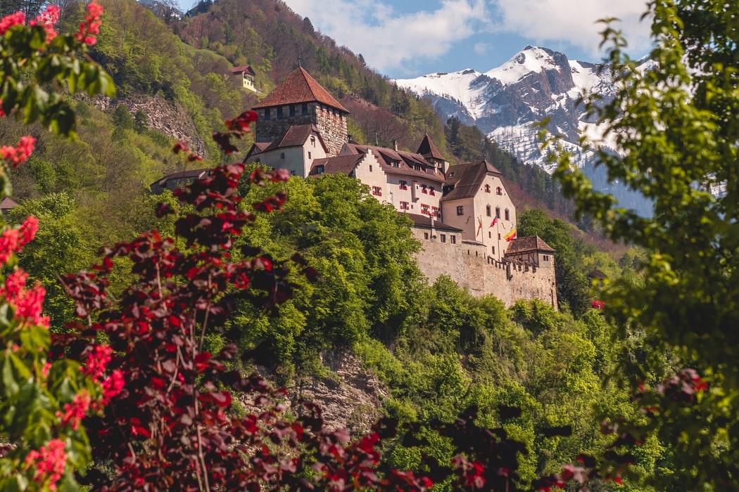 Vaduz Schloss