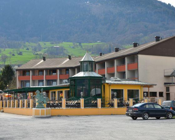 Parkhotel Wangs