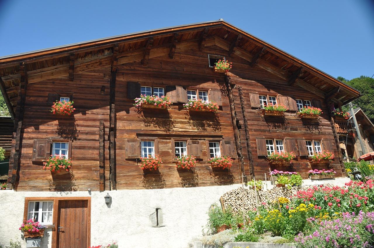Bauernhof Prättigau