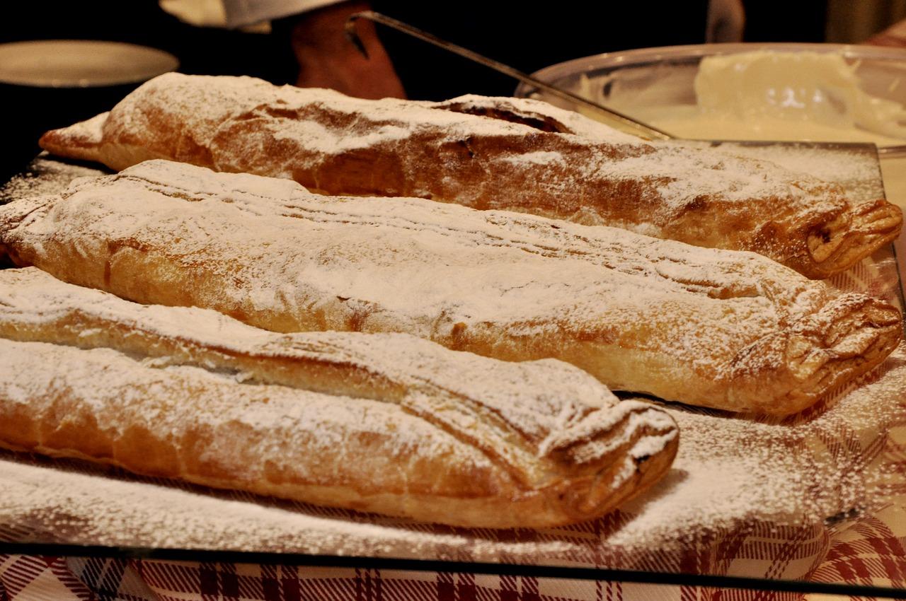 Brot- und Strudelmarkt