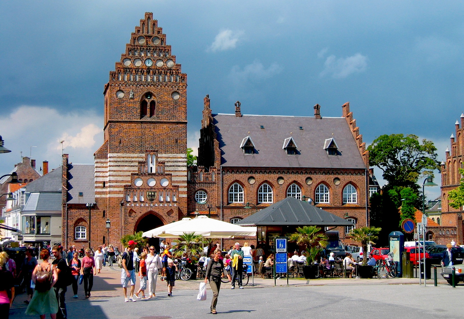 Roskilde Rathaus