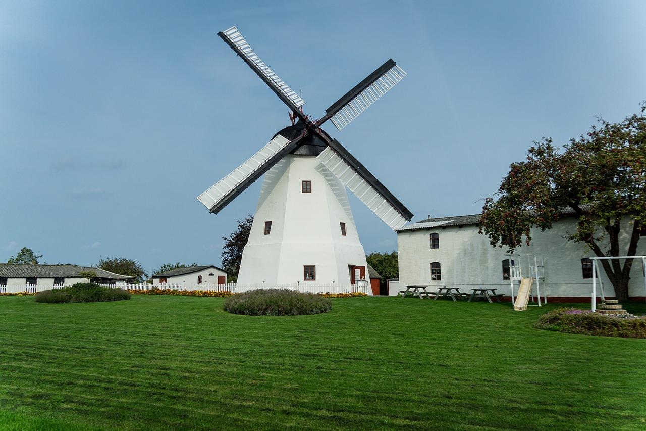 Windmühle Bornholm