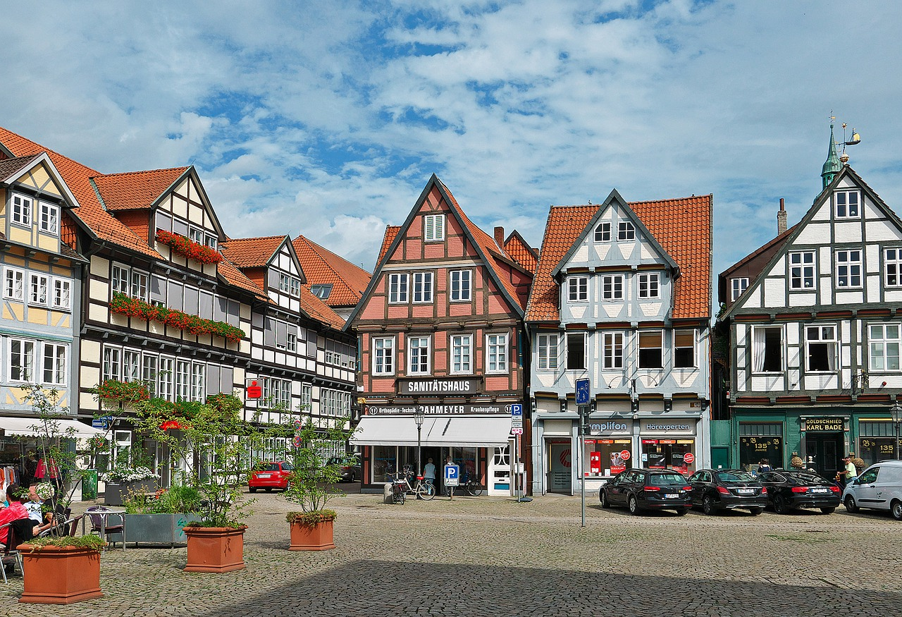 Marktplatz Celle