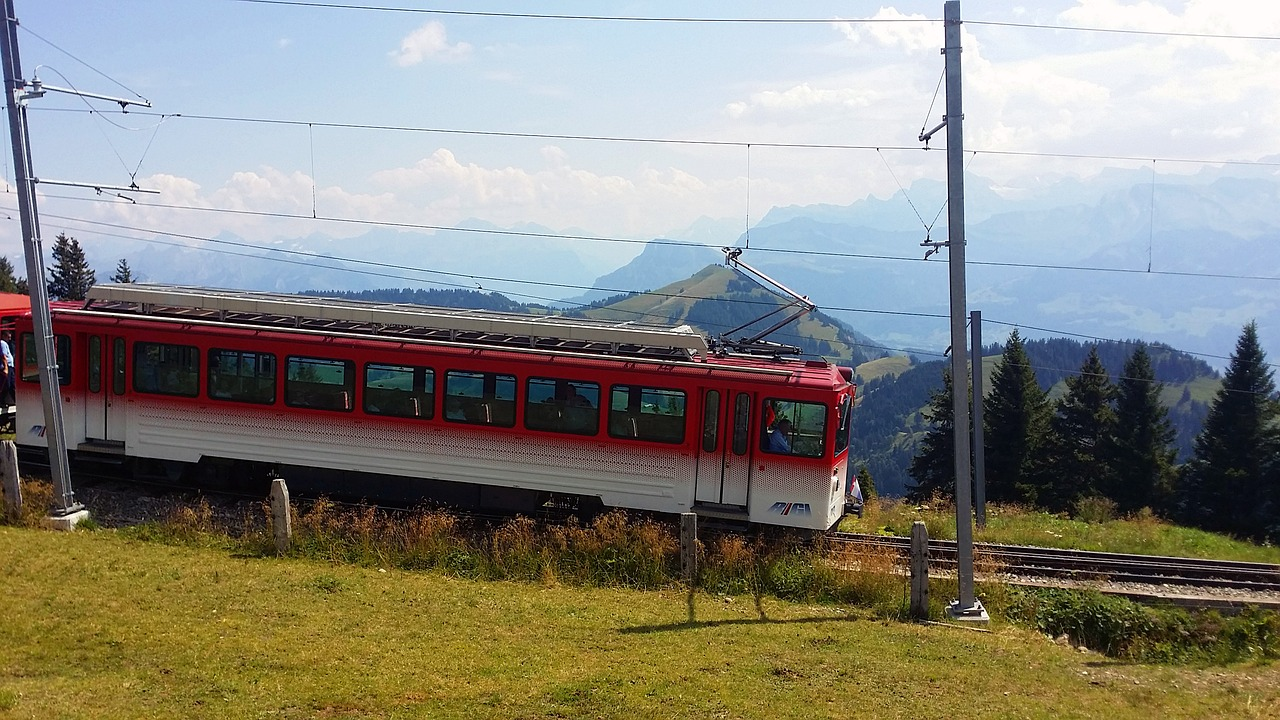 Rigi Bergbahn