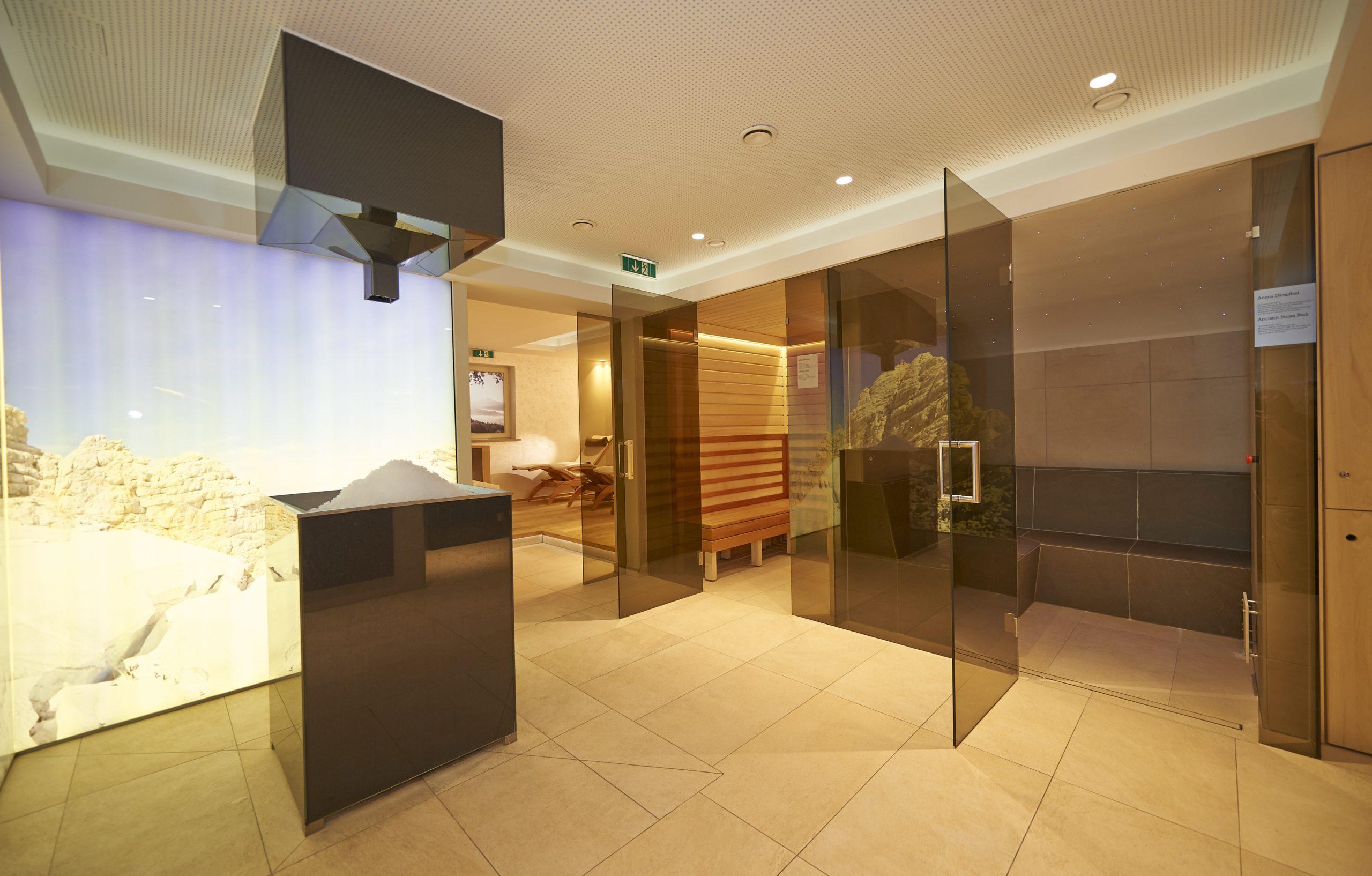Hotelsauna
